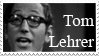 Tom Lehrer Stamp by RipfangDragon