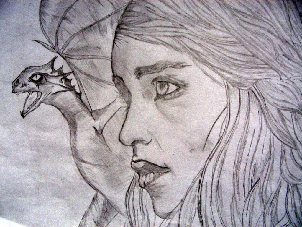 Daenerys by srrosa