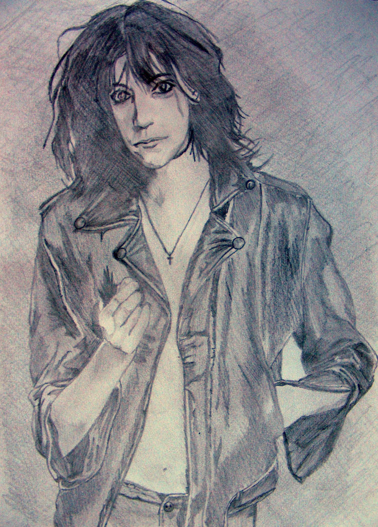 Patti Smith by srrosa