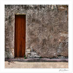 The narrowest door...