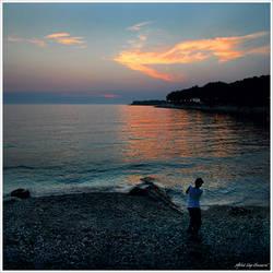 Secret hopes... by Michel-Lag-Chavarria