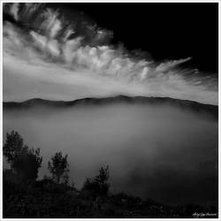 La nuit... by Michel-Lag-Chavarria