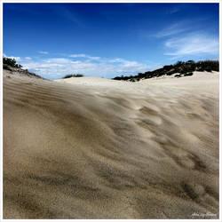 Des vagues de dunes... by Michel-Lag-Chavarria
