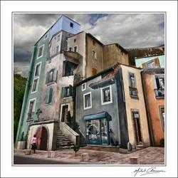 Trompe l'oeil... by Michel-Lag-Chavarria