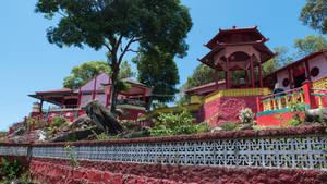Vihara Dewi Kwan Im Belitung by TaraMahakita