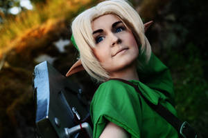 Ocarina of Time young Link by Born-to-be-sheep