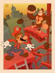 1920's Mario