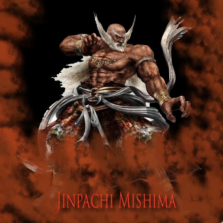 Tekken-Jinpachi Mishima by Tekken-Freak on deviantART