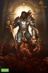Demon Hunter by Gimaldinov