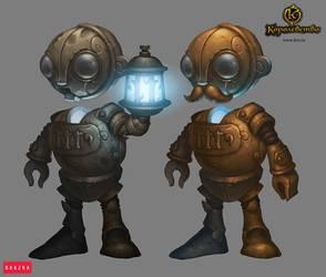 Steam bots by Gimaldinov