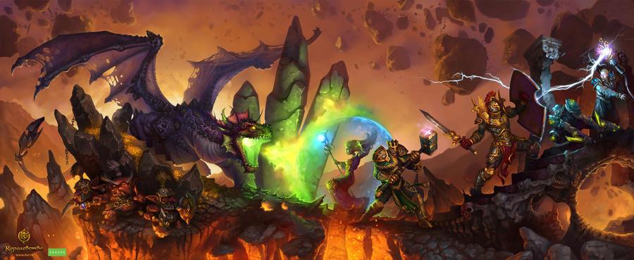 Epic War by Gimaldinov