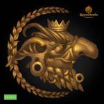 Golden Goblin Emblem