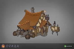 Siege. Tavern 1 by Gimaldinov