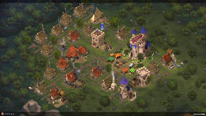 Siege. My town.
