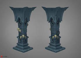 Pillar concept by Gimaldinov