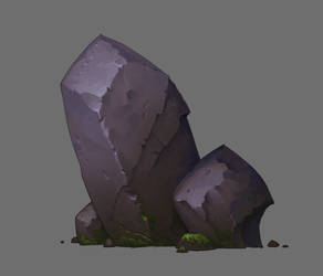 Some rock by Gimaldinov
