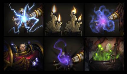 Magic FX 4 2D Artists