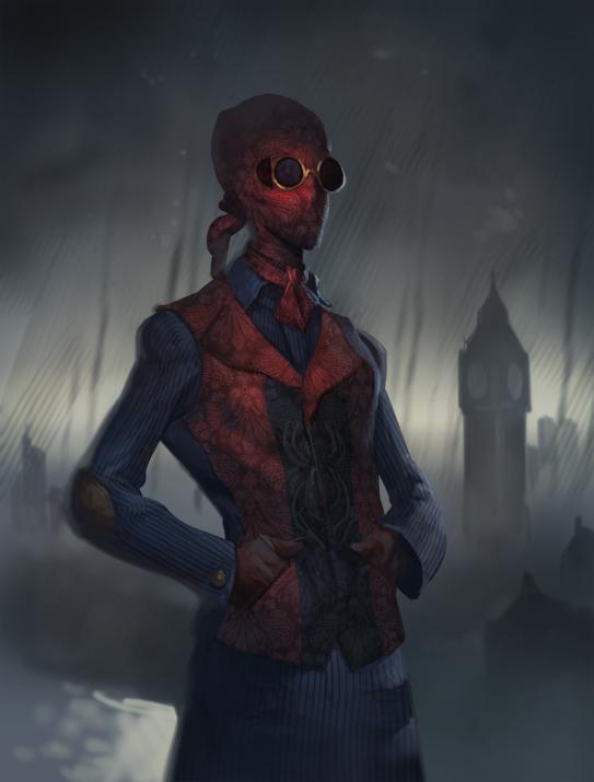 Spiderman London 11 by Gimaldinov
