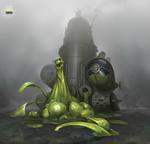 6 Acid Slime by Gimaldinov