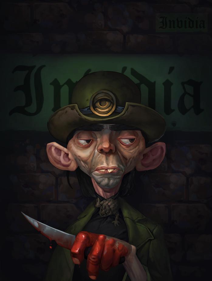 SDS Invidia by Gimaldinov