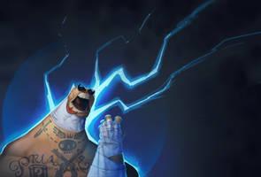 Thunder guy by Gimaldinov