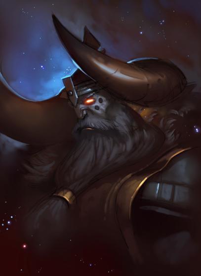 Viking by Gimaldinov