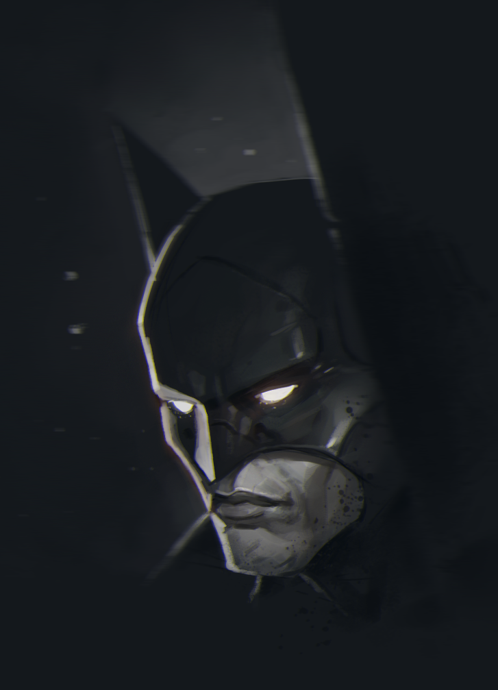 Batman by Gimaldinov