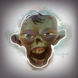 Zombie by Gimaldinov
