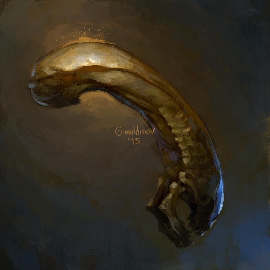 Alien by Gimaldinov