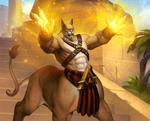Hearthstone - Pharaoh's Blessing