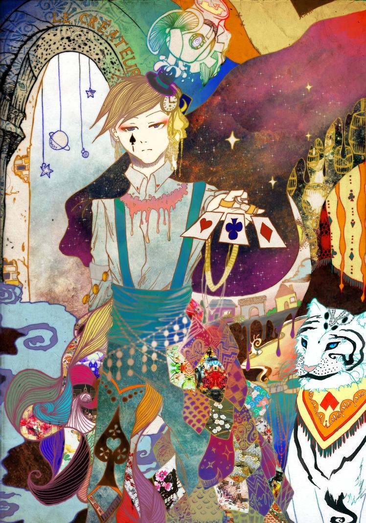 Le Createur by shangrilye