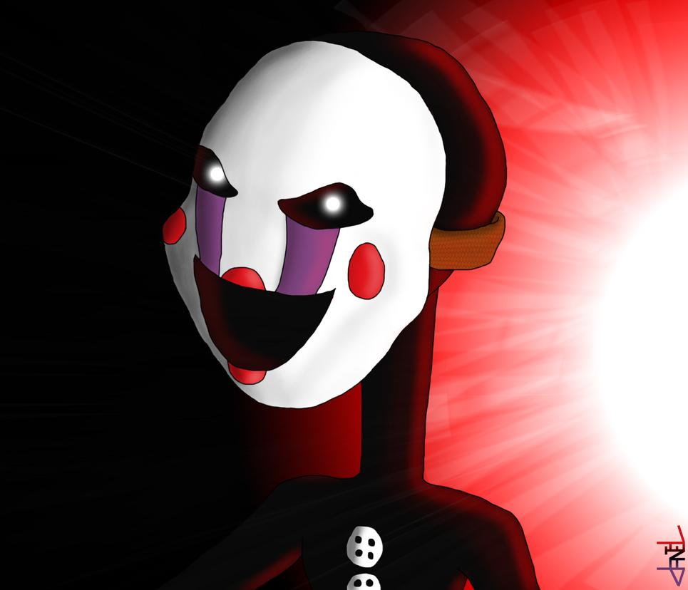 Puppet Master FNAF2 by danlucaz