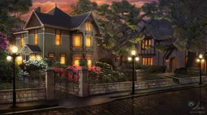 The Evening Street