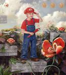 Mario :) by samaposebe