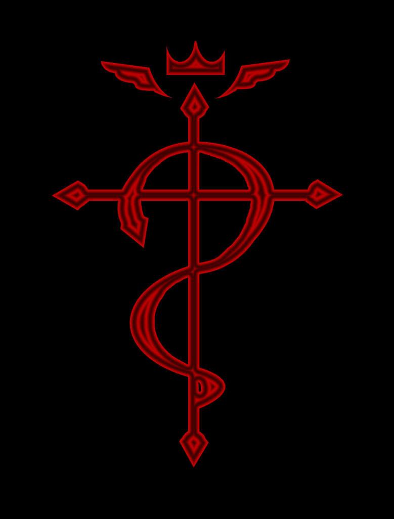 Fullmetal Alchemist Brotherhood Mustangs Alchemical Symbols