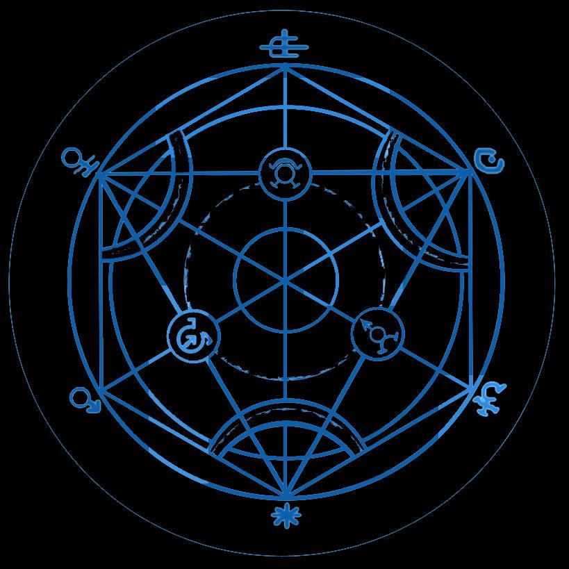 Transmutation Circle by GaWd3Ss on DeviantArt