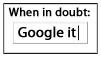 When in doubt: google it by Ui264