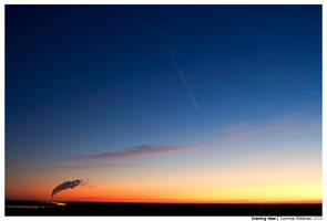 Evening view by waakku