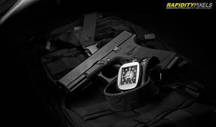 Glock G19 pt.3 by waakku