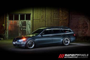 BMW E61PRO by waakku