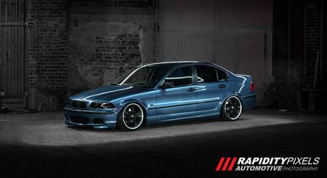 BMW E46 2 by waakku