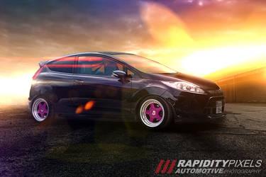 Ford Fiesta MK7 by waakku