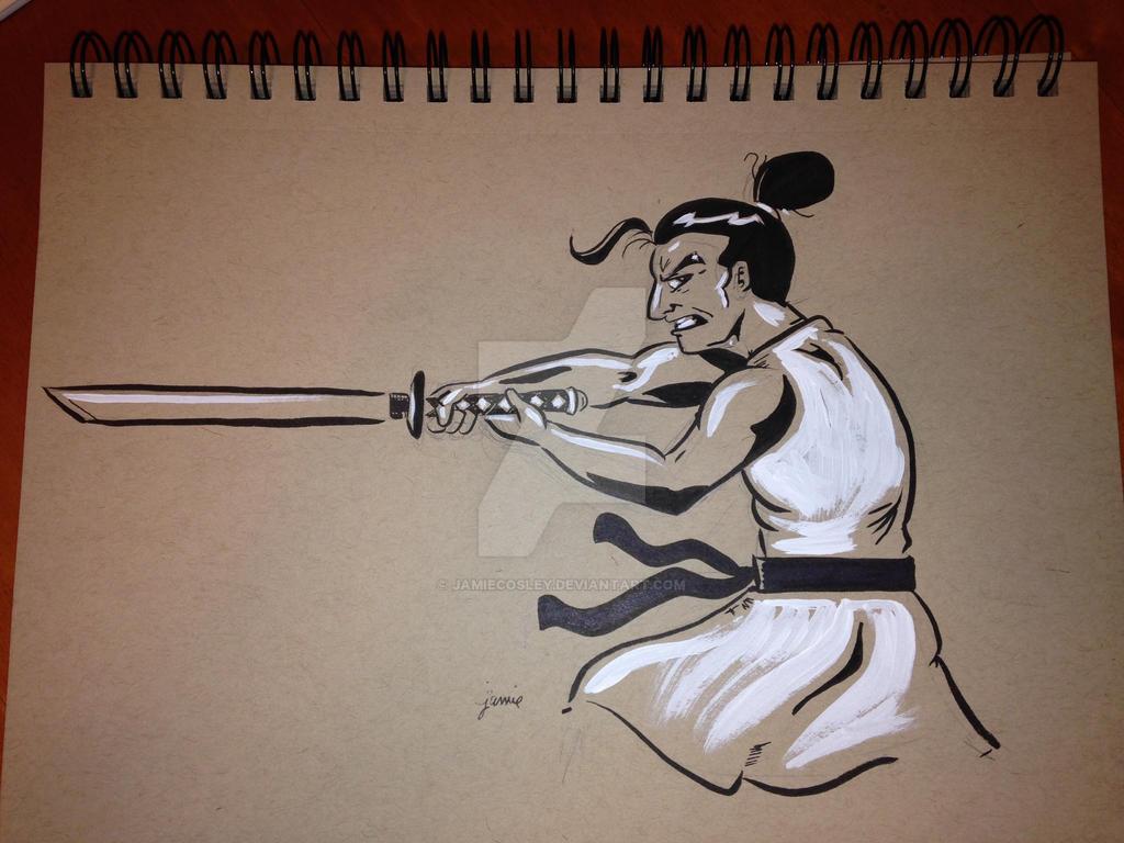 FullSizeRender(32)Samurai by JamieCosley