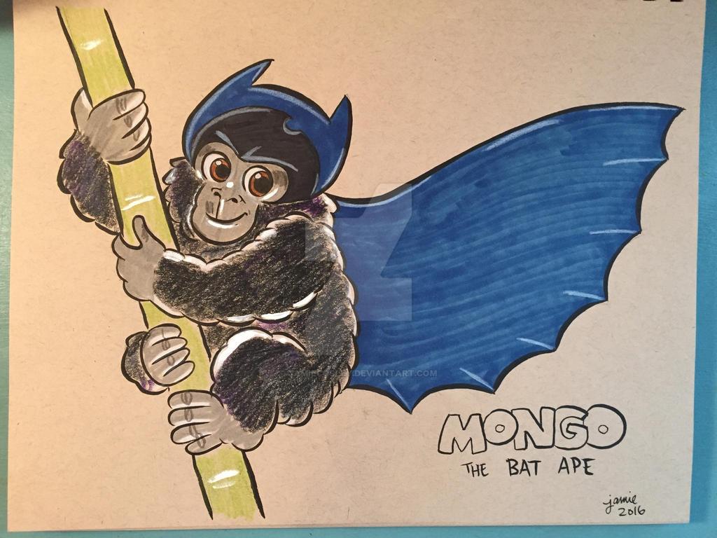 Mongo son of Mogo by JamieCosley