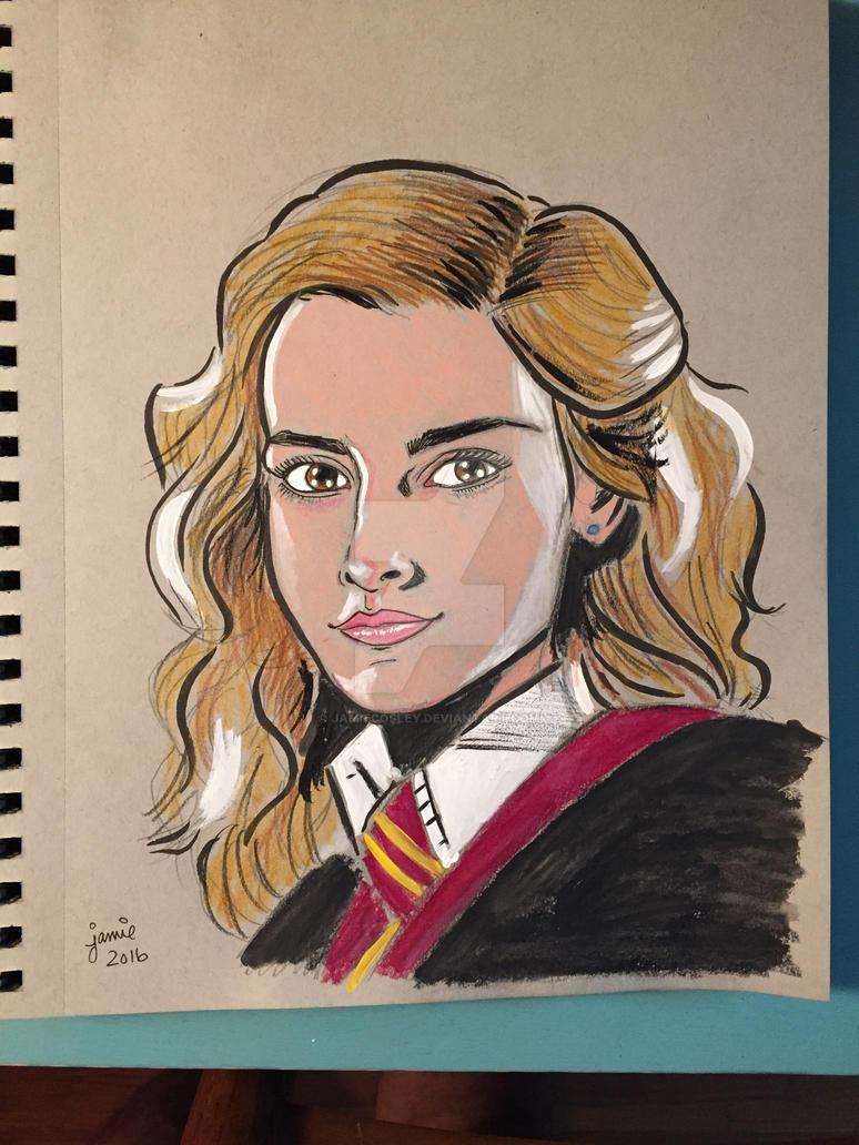 Hermione by JamieCosley