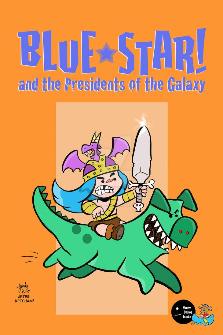 Bluestar by JamieCosley