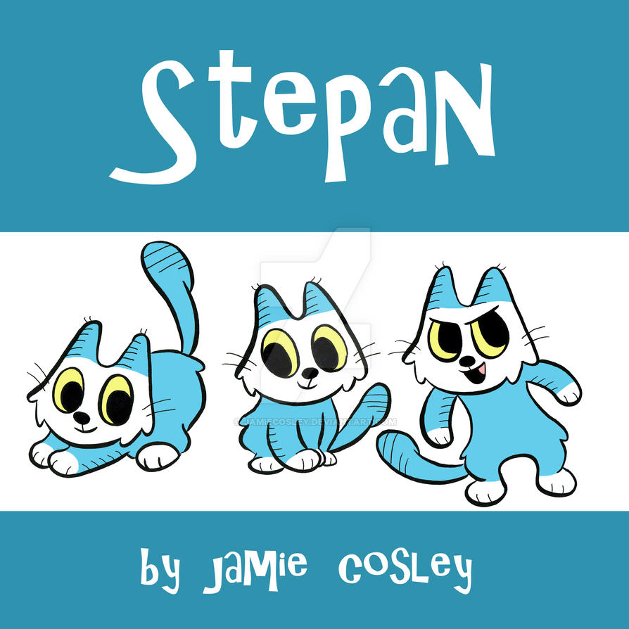Stepan by JamieCosley