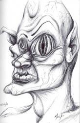 Sketchbook Doodle - May 12, 2016