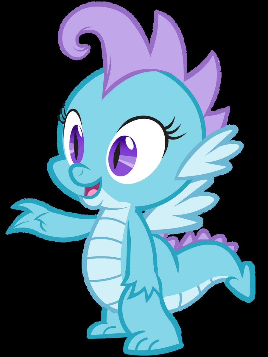 Krystal the Dragon