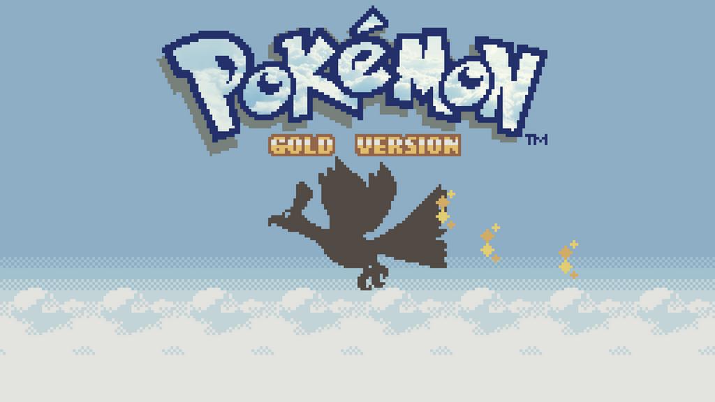 Pokemon Gold Wallpaper By Zaros BobTheCat